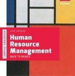 Filip Lievens Campus handboek - Human resource management back to basics