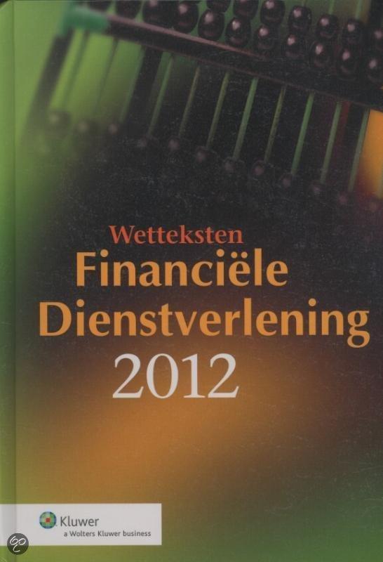 Financiële en administratieve dienstverlening 1