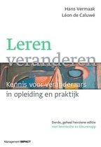 Hans Vermaak Leon de Caluwe Leren veranderen Kennis voor veranderaars in opleiding en praktijk