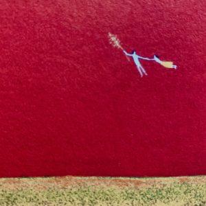 illustraties van Young-cheol Lee uit: DIngen die je alleen ziet als je er de tijd voor neemt door Haemin Sunim