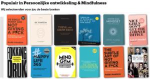 boeken over persoonlijke ontwikkeling