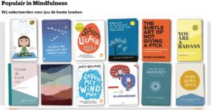 boeken over Mindfulness
