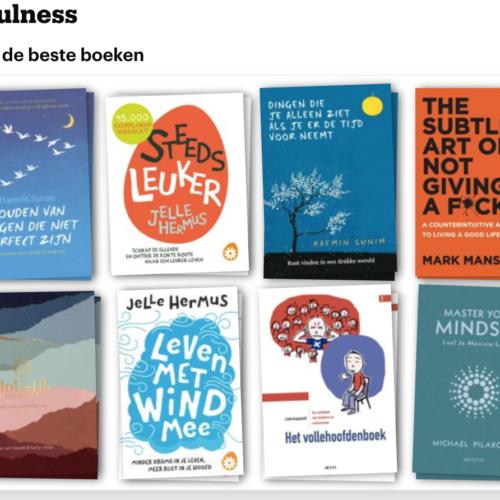 boeken bij Bol.com over Mindfulness