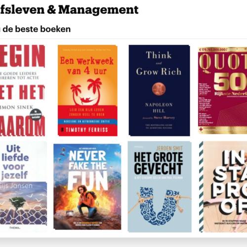 Populair bij bol.com in Bedrijfsleven & Management