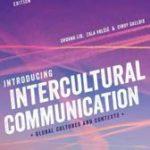 Dr Shuang Liu Zala Volcic Introducing Intercultural Communication Global Cultures and Contexts