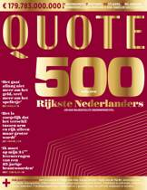 Hearst Magazines Netherlands QUOTE 500