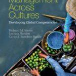 Richard M. Steers Luciara Nardon Management across Cultures Developing Global Competencies