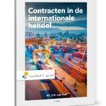 Sonja van Hall Contracten in de internationale handel