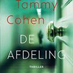 De afdeling - Tammy Cohen paperback