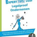 Experttips voor Legalproof Ondernemen - Kim Hendriks-Horstman Experttips boekenserie