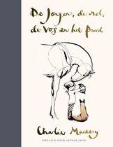 Charlie Mackesy Arthur Japin De jongen, de mol, de vos en het paard