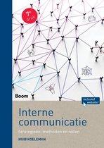 Huib Koeleman Interne communicatie strategieën, methoden en rollen