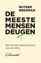 Rutger Bregman De meeste mensen deugen Een nieuwe geschiedenis van de mens