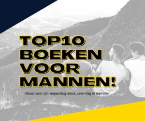 TOP10 boeken voor mannen