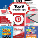 top9 boeken in Pinterest