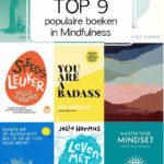 top9 boeken in mindfulness