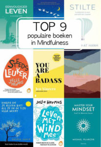 top9 boeken in mindfulness