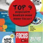 top9 boeken voor meer focus