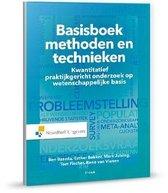 Ben Baarda Esther Bakker Basisboek Methoden en Technieken incl. toegang tot Prepzone kwantitatief praktijkgericht onderzoek op wetenschappelijke basis