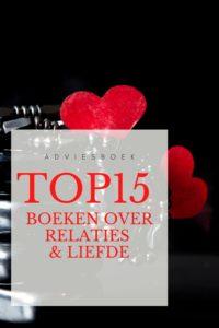 TOP15 boek over relaties en liefde