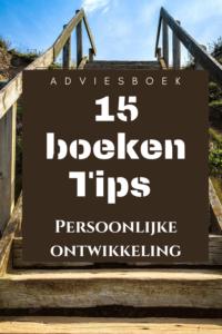 15 boeken tips persoonlijke ontwikkeling