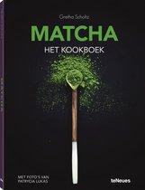 Gretha Scholtz Matcha - Het Kookboek - Nederlandse uitgave - Hardcover het kookboek
