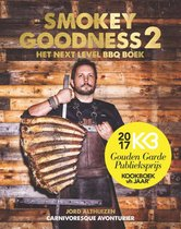 Jord Althuizen Smokey goodness 2 het next level barbecueboek