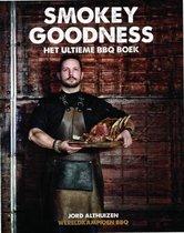Jord Althuizen Smokey goodness het ultieme BBQ boek