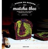 Lene Knudsen Koken en bakken met matcha thee groene koekjes, cakes, desserts, dranken en nog veel meer