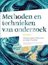 Mark Saunders Philip Lewis Methoden en technieken van onderzoek