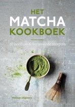Nicole Pisani Het matcha kookboek 50 heerlijke & verrasende recepten