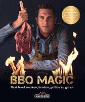 Roel Westra BBQ Magic De 100 beste recepten van de wereldberoemde BBQ-expert Pitmaster