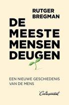 Rutger Bregman De meeste mensen deugen Ebook een nieuwe geschiedenis van de mens