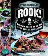 Steven Raichlen Rook! culinair roken op de BBQ en andere rookkasten