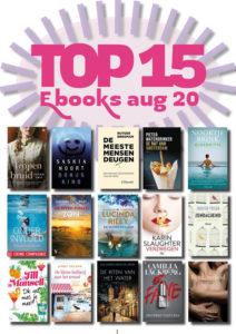 TOP15 Ebooks aug 20