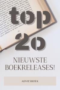 TOP20 New bookreleases