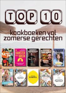 Top10 Kookboeken vol zomerse gerechten