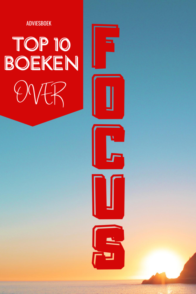 TOP10 boeken over focus