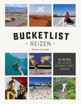Marloes de Hooge Bucketlist reizen 25 reizen die je ooit gemaakt moet hebben