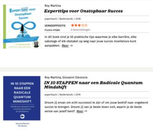 Boeken van Roy bij Managementboek.nl