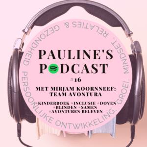 Podcast met MIrjam Koornneef over haar boek Team Aventura