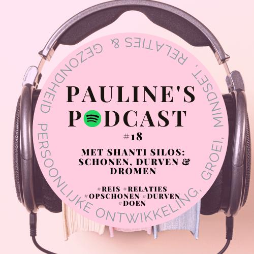 Podcast met Shanti Silos over haar boek: Schonen, Dromen & Ordinaire Fun