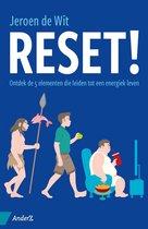 Podcast met Jeroen de Wit over zijn boek Reset
