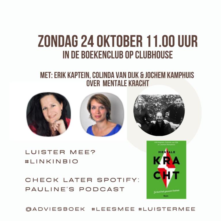Podcast #24 Erik Kaptein, Colinda van Dijk en Jochem Kamphuis