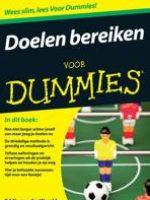 Doelen bereiken voor Dummies door Eddie vand er Wereld